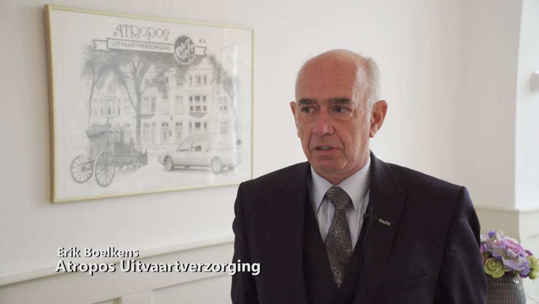 Atropos 100 jaar interview met Erik Boelkens